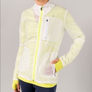 Oiselle Women's Clearly Running Jacket M
